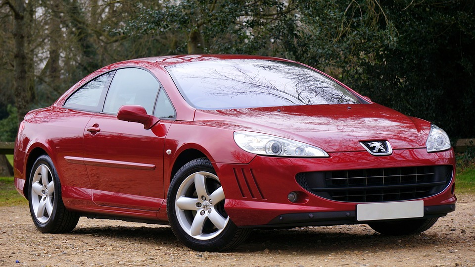 Peugeot Versicherung
