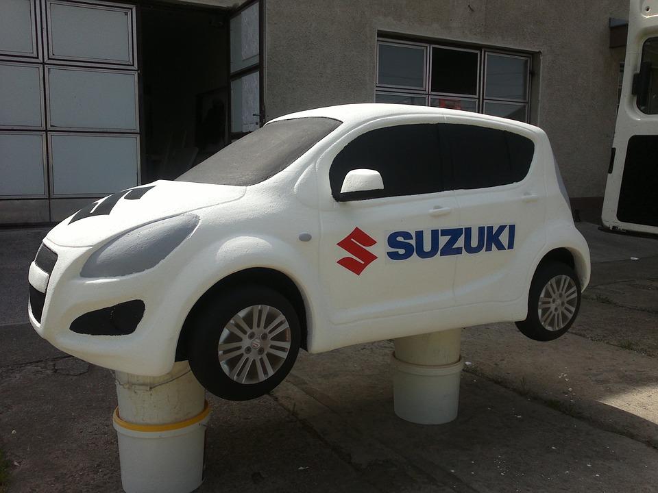 Suzuki Versicherung