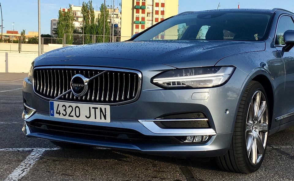 Volvo Versicherung